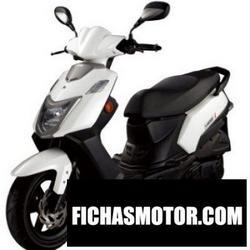 Imagen moto Pgo b1-50 2016