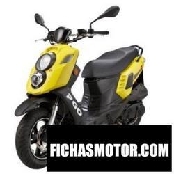 Imagen moto Pgo b2-150 2016