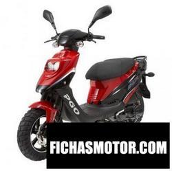 Imagen moto Pgo big max 50 2011