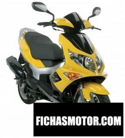 Imagen moto Pgo evo g-max 125 2006