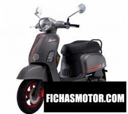 Imagen moto Pgo j bubu s 110 2012