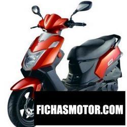 Imagen moto Pgo libra 125 carb 2011