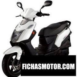 Imagen moto Pgo libra 50 2010