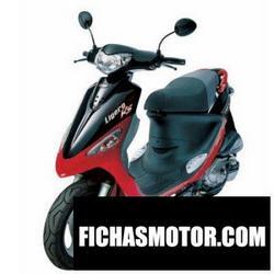 Imagen moto Pgo ligero rs 50 2010