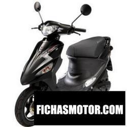 Imagen moto Pgo ligero rs 50 2011