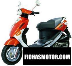 Imagen moto Pgo my bubu 125 2004