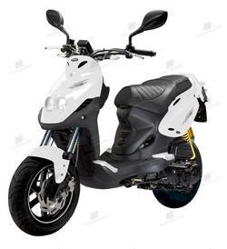 Imagen moto Pgo pms 50 2006