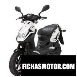 Imagen moto Pgo pms sport 110 2011