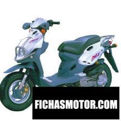 Imagen moto Pgo pmx 50 2010