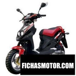 Imagen moto Pgo pmx sport 50 2011