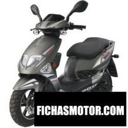 Imagen moto Pgo t-rex 150 2016