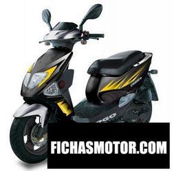Imagen moto Pgo t-rex 50 2006