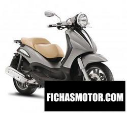 Imagen moto Piaggio beverly cruiser 500 2008