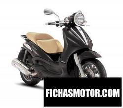 Imagen moto Piaggio beverly cruiser 500 2011