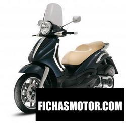 Imagen moto Piaggio beverly tourer 400 2008