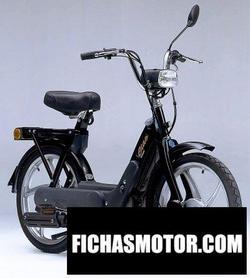 Imagen moto Piaggio ciao 2006