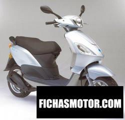 Imagen moto Piaggio fly 125 2006