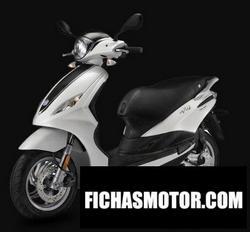 Imagen moto Piaggio Fly 150 3V 2019