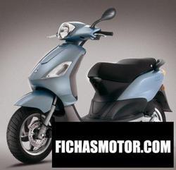 Imagen moto Piaggio fly 50 4t 2006