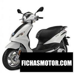 Imagen moto Piaggio fly 50 4v 2016
