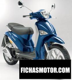 Imagen moto Piaggio liberty 125 4 stroke 2005