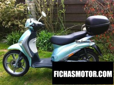 Imagen moto Piaggio liberty Catalyzed año 2006