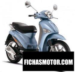 Imagen moto Piaggio liberty Catalyzed 2007