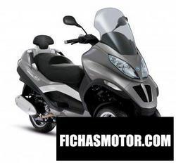 Imagen moto Piaggio mp3 300ie 2011