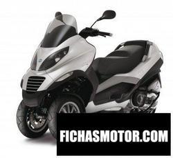Imagen moto Piaggio mp3 400 2008