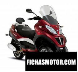 Imagen moto Piaggio mp3 lt 2011