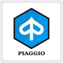 Logo de la marca Piaggio