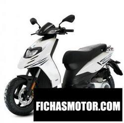 Imagen moto Piaggio typhoon 125 2016
