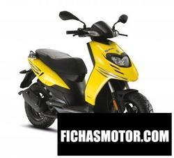 Imagen moto Piaggio typhoon 50 2011