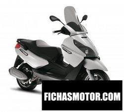 Imagen moto Piaggio x7 125 2008