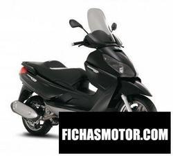 Imagen moto Piaggio x7 250 2008