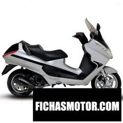 Imagen moto Piaggio x8 125 street 2007