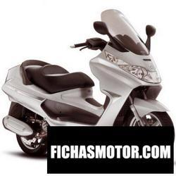 Imagen de Piaggio x8 250 año 2007