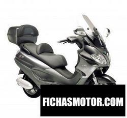 Imagen moto Piaggio x9 evolution 250 2006
