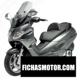 Imagen de Piaggio x9 evolution 250 año 2007