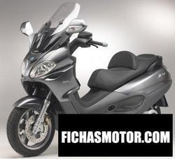 Imagen moto Piaggio x9 evolution 500 2005
