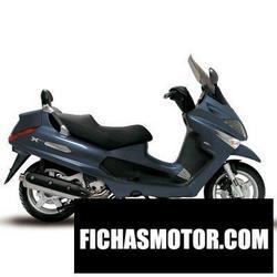 Imagen de Piaggio xevo 250 año 2012