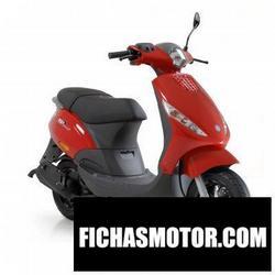 Imagen moto Piaggio zip 50 2011