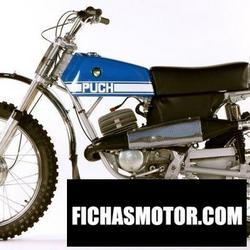 Imagen moto Puch 125 gs (5-speed) 1973
