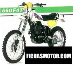 Imagen de Puch PUCH GS 560 F 4 T