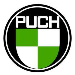 Logo de la marca Puch