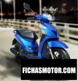 Imagen moto Qlink travis 50 2012