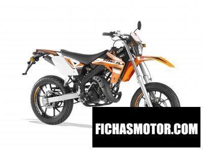 Comparativa Hanway Furious NK 50S 2020 - Rieju RS3 50 NKD