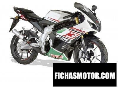Rieju RS3 Pro 50 - Blanco y negro