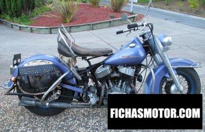 Imagen moto Rikuo rt 2 año 1945