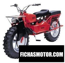 Imagen moto Rokon ranger 2009